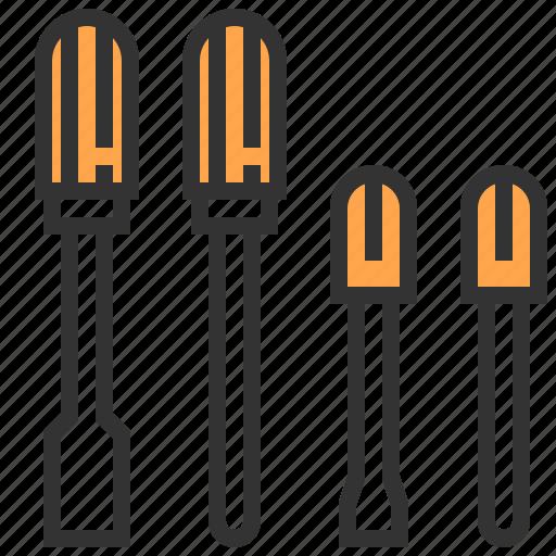 Carpenter, screwdriver, tool icon - Download on Iconfinder