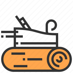 carpenter, planter, tool icon