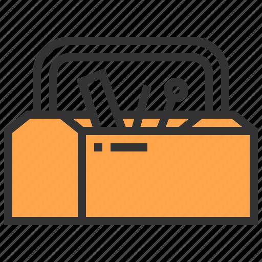 Box, carpenter, tool icon - Download on Iconfinder