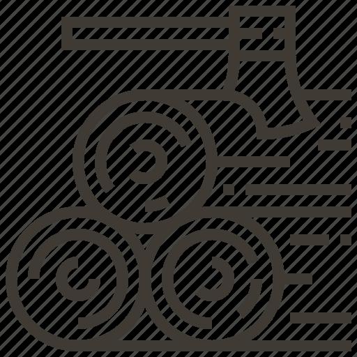 axe, carpenter, tool icon