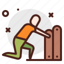 build, construction, crafting, industry, skill icon