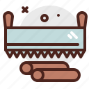 construction, crafting, double, industry, saw, skill icon