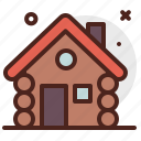 construction, crafting, house, industry, skill icon