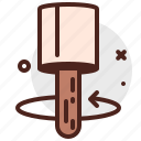 construction, crafting, industry, roller, skill icon