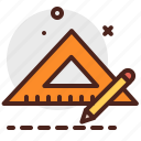 construction, crafting, industry, sketch, skill icon