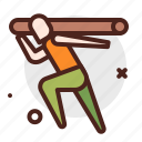 carry, construction, crafting, industry, skill, wood icon