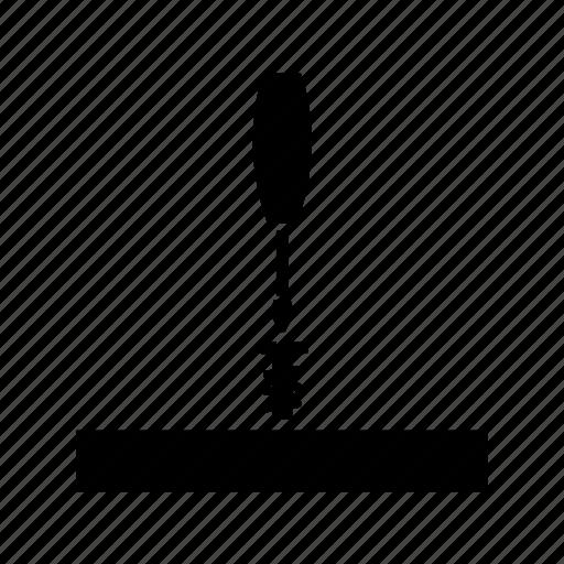 screwdriver, tool icon icon