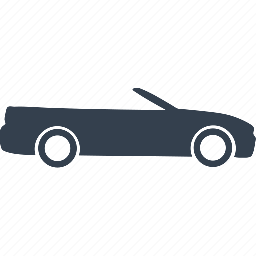 automobile, cabrio, car, cars, luxury, vehicle icon