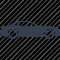 auto, automobile, car, cars, coupe, sportcar, vehicle icon