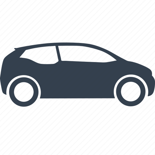 automobile, car, ecology, electric, i3, power, vehicle icon