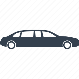 automobile, car, cars, limousine, luxury, vehicle icon