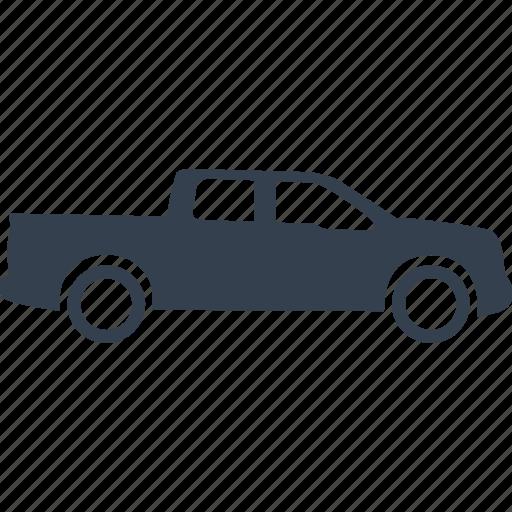 car, pick, pickup, transportation, truck, up, vehicle icon