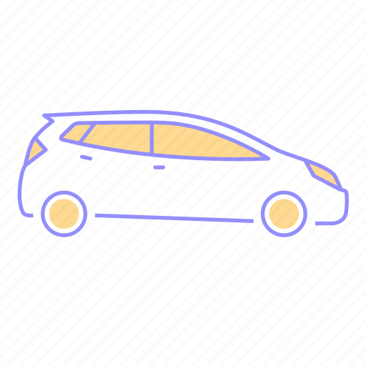 Car, drive, family, hatchback, otomotive, road, transportation icon - Download on Iconfinder