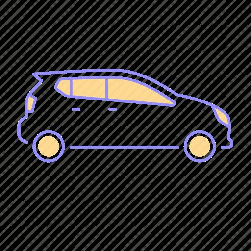 Car, drive, lcgc, otomotive, road, transportation icon - Download on Iconfinder