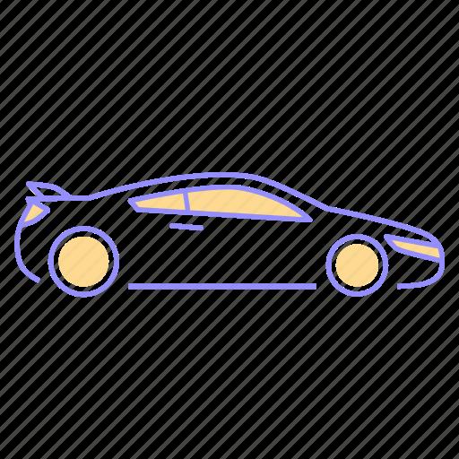 Car, elegant, fashion, fast, otomotive, sport, style icon - Download on Iconfinder