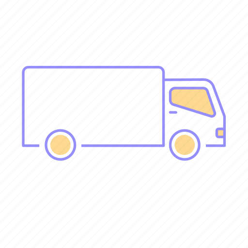 baggage, car, carrier, drive, icon, otomotive, passenger, transportation, truck icon