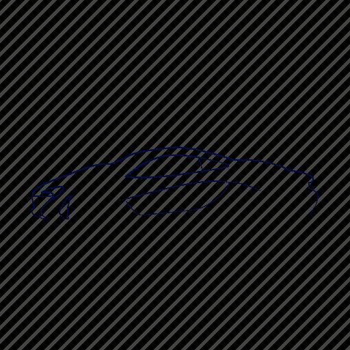 car, laren, maclaren, mc, mclaren, p1, vehicle icon