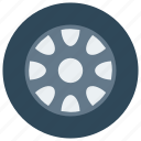 car, rim, service, tire, wheel icon