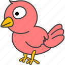 animal, animals, bird, sky icon