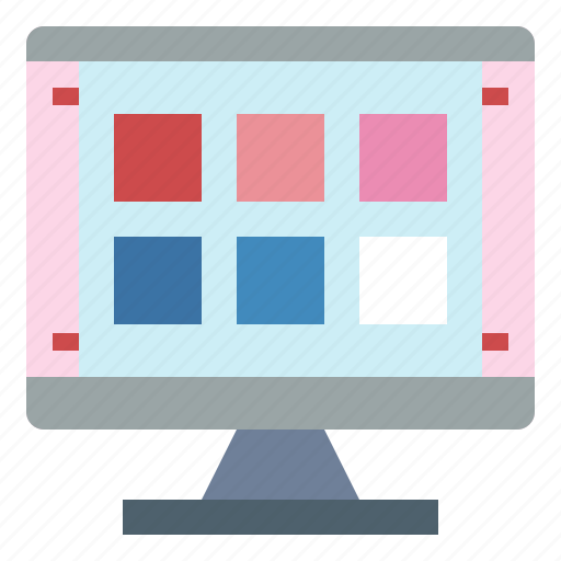 Colour, design, graphic, grid, tool icon - Download on Iconfinder