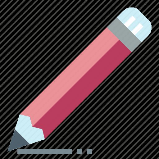 draw, education, pencil, tool, writing icon