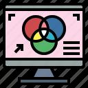 art, color, design, rgb icon