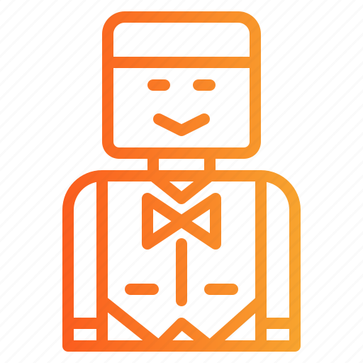 Casino, croupier, gambling, profession icon - Download on Iconfinder