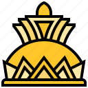 architecture, building, casino, crown, location icon