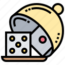 casino, dice, gambling, game, luck icon