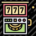 casino, gambling, game, machine, slot