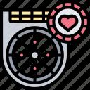 roulette, wheel, fortune, chance, casino