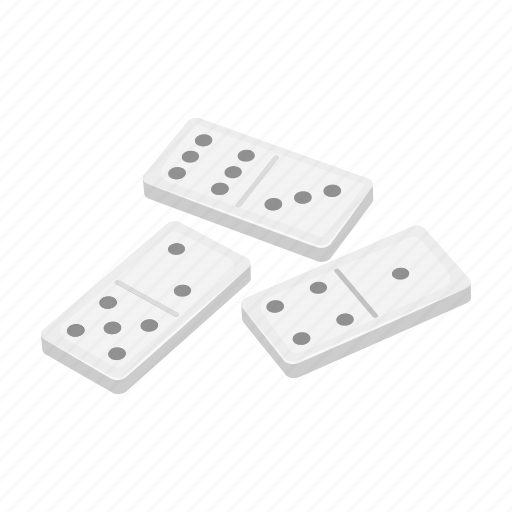 casino, domino, dominoes, gambling, game, play icon