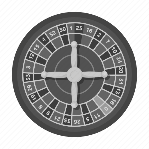 Ball, casino, gambling, game, roulette, winnings icon - Download on Iconfinder