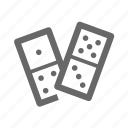 betting, casino, gambling, gamester, lucky, play, relax icon