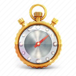 badge, casino, hours, prize, stop watch icon