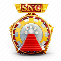 badge, casino, ladder, medal, prize icon