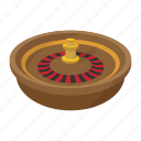 cartoon, casino, gambling, game, risk, roulette, vegas icon