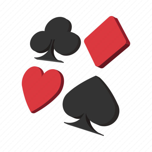 card, cartoon, casino, gambling, game, poker, spade icon