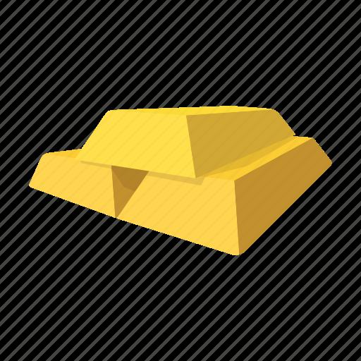 cartoon, financial, gold, metal, reserve, savings, wealth icon