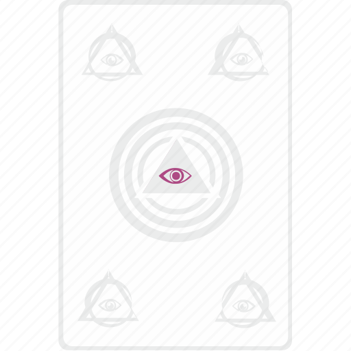 card, casino, gamble, game, illuminati, poker icon