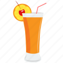 alcohol, beverage, cocktail, drink, glass, shake icon