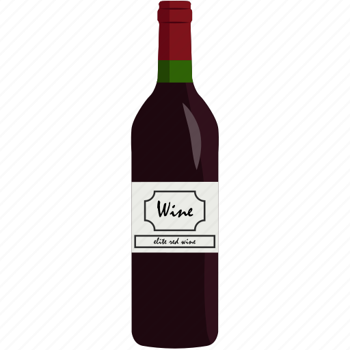 Alcohol, beverage, bottle, drink, glass, wine icon - Download on Iconfinder