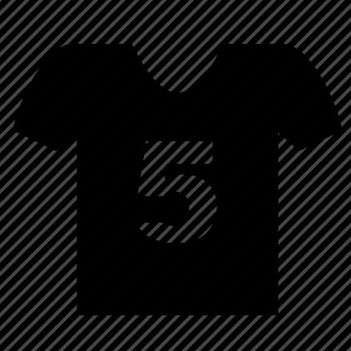 cotton, fit, slim, team, tshirt, underwear, wear icon