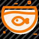 air stone, aquarium, aquarium accessories, fish, line icon icon