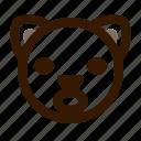 animal, atonished, avatar, cat, emoji, emoticon, face