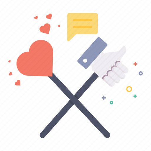 chat, communication, marketing, media, social, valentine icon
