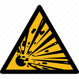 bomb, dangerous, explosion, explosive, military, war, weapon icon