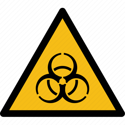 alarm, bell, danger, exclamation, nuclear, warning, watch icon