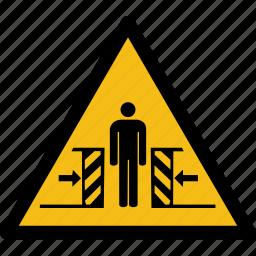 alert, danger, human, male, man, pressure, profile icon