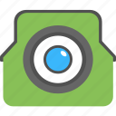 camera, cctv, security, security camera, surveillance icon